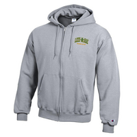 Champion ECO Powerblend Full Zip Hoodie Sweatshirt