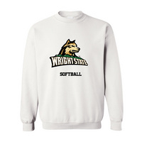 Softball Crew Neck Sweatshirt (Online Only)