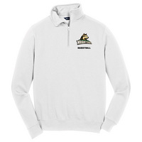 Basketball Quarter Zip Pullover (Online Only)