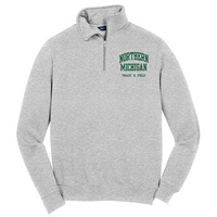 Track & Field Quarter Zip Pullover (Online Only)