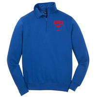 Tennis Quarter Zip Pullover (Online Only)