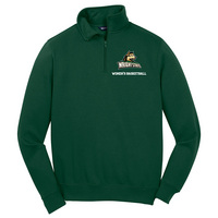 Womens Basketball Quarter Zip Pullover (Online Only)