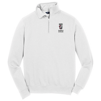Womens Bowling Quarter Zip Pullover (Online Only)