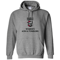 Womens Acro & Tumbling Hoodie (Online Only)