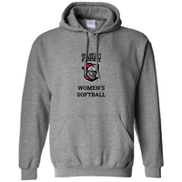 Womens Softball Hoodie (Online Only)