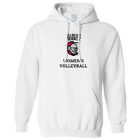 Womens Volleyball Hoodie (Online Only)