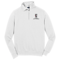 Womens Acro & Tumbling Quarter Zip Pullover (Online Only)