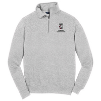Womens Cheerleading Quarter Zip Pullover (Online Only)