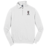 Womens Softball Quarter Zip Pullover (Online Only)