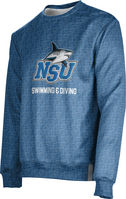 ProSphere Swimming & Diving Unisex Crewneck Sweatshirt