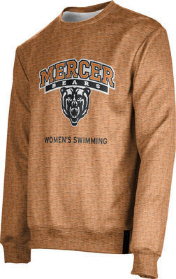 ProSphere Womens Swimming Unisex Crewneck Sweatshirt