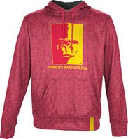ProSphere Womens Basketball Unisex Pullover Hoodie