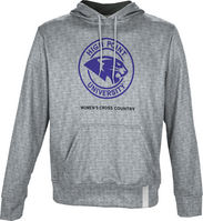 Womens Cross Country ProSphere Sublimated Hoodie (Online Only)