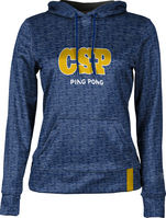 ProSphere Ping Pong Womens Pullover Hoodie