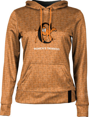 ProSphere Womens Swimming Womens Pullover Hoodie