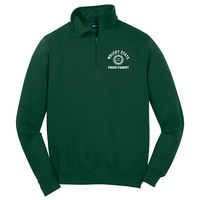 Proud Parent Quarter Zip Pullover (Online Only)