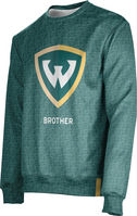 ProSphere Brother Unisex Crewneck Sweatshirt