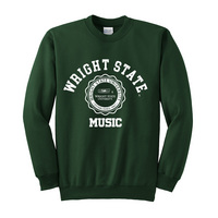 Music Crew Neck Sweatshirt (Online Only)