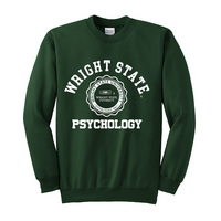 Psychology Crew Neck Sweatshirt (Online Only)
