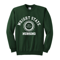 Nursing Crew Neck Sweatshirt (Online Only)