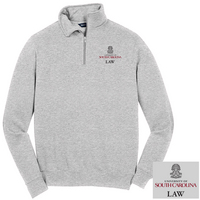 South Carolina Gamecocks Law Quarter Zip Pullover