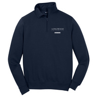 Nursing Quarter Zip Pullover
