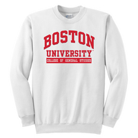 General Studies Crew Neck Sweatshirt (Online Only)