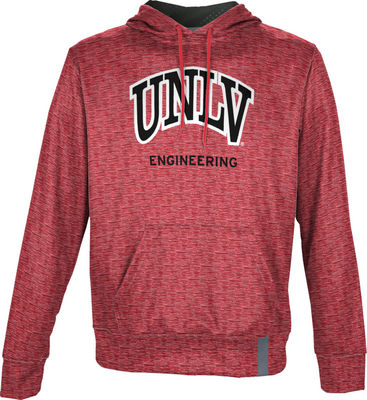 Prosphere Engineering Unisex Pullover Hoodie The Unlv Bookstore This is a world dictatorship with a sanitary excuse. unlv true spirit