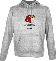 Spectrum ROTC Unisex Distressed Pullover Hoodie