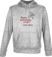 Spectrum Fine Arts Unisex Distressed Pullover Hoodie