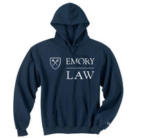 Emory Eagles Law Champion Hoodie