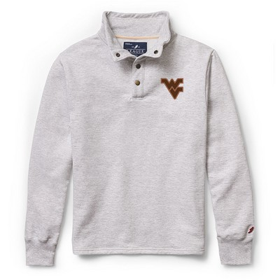 League Snap Up Pullover