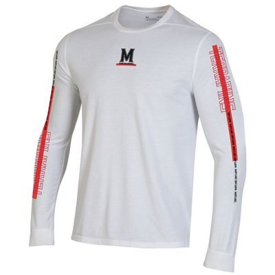 Under Armour Hype Long Sleeve T Shirt