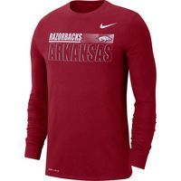 Nike Long Sleeve Team Issue Tee