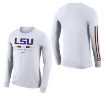 Nike Dri Fit Cotton Long Sleeve Crew