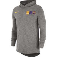 Nike College Dri Fit MenS Long Sleeve Hooded Top