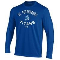 Under Armour Performance Cotton Long Sleeve T Shirt