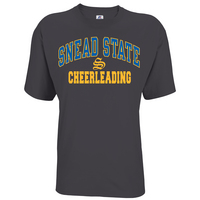 Russell Cheerleading Tee