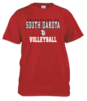 Russell Volleyball Tee