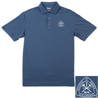 Oxford America Double Knit Birds Polo