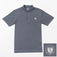 Oxford America Solid Polo (Size LARGE)