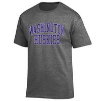 Champion Husky 100% Cotton Short Sleeve T Shirt