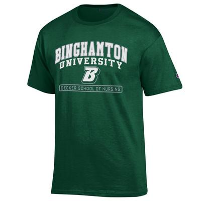 Champion College of Nursing & Health Sciences Jersey Tee