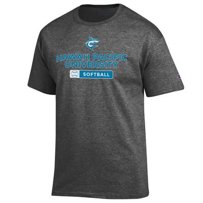 Champion Softball Jersey Tee