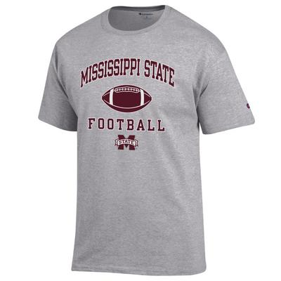 Mississippi State Bulldogs Champion Football Jersey Tee