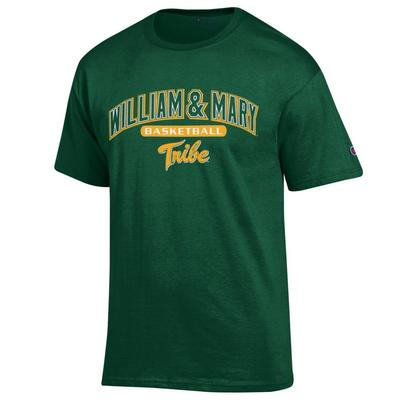 William and Mary Champion Basketball Jersey Tee