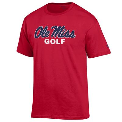 champion golf shirts