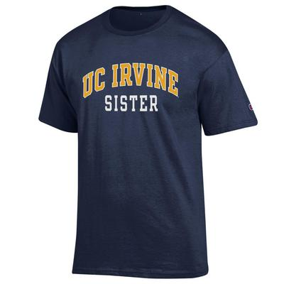 University of California - Irvine Bookstore - Champion Sister Jersey Tee ce983a1e4
