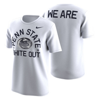 PSU Official 2018 Nike White Out Tee