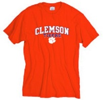Clemson Tigers Champion T Shirt